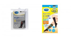 Dr.Scholl(フライトソックス・メディキュット)http://drscholl.jp/products/cat002.html